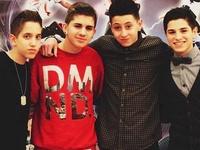 ICONic Boyz (ToBeOne, Vinny Castronovo, Nick Mara)