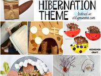 1000+ images about HIBERNATION on Pinterest | Preschool, Animals and ...