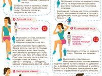 Диеты для похудения бедер ягодиц и живота