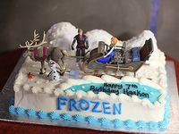 Birthday - Frozen