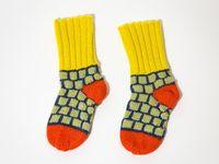Knitty socks