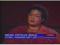 Melba Pattillo Beals Warriors Don't Cry