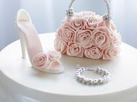 Shoes cakes