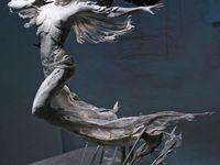 Art, sculptures, architecture