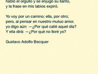13 Ideas De Gustavo Adolfo Becquer Becquer Frases Becquer Poemas Becquer Poesia