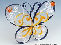 Paper crafts/Quilling