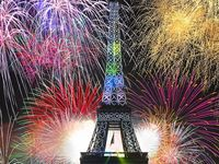 bastille day 2015 normandy