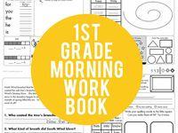 First Grade ❤️