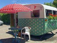 Caravanas, camping