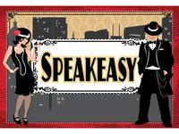 Madam Palooza Vintage Wedding ♦ SpeakEasy Roaring 20's Style Wedding & Party Theme Share