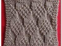 Points au tricot