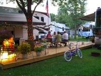 31 Best Images About Deck Landscape Ideas For Camp On Pinterest Terry O Quinn Outdoor