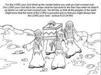 church - bible - Joshua/Jerico