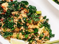 ... about Kale on Pinterest   Squash salad, Kale pesto and Kale salads