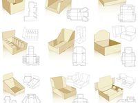 Embalagens e pacotes