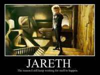 Jareth will always be MY Goblin King :*)