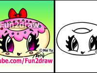 16 best images about Fun2Draw on Pinterest | Sushi, Cute ...