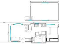 Floor Plans - 1BR