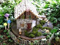 Fairy gardens I want to build for my grandchildren