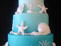 Cakes: Seashore/Nautical