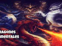 Dragones / #dragon #dragones #drake #wyrm #wyvern