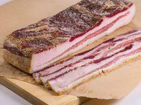 homemade bacon  Board