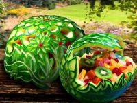 Watermelon & Fruit Artistry
