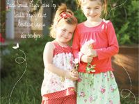 Sewing Patterns and Tutorials for Children
