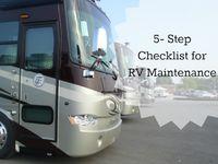 RV Travel, Tips & Stories