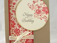 Stampin' Up! Cards
