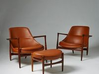 Seating / XXth century design chairs, armchairs, benches, daybeds