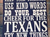 My Texans