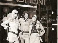 Fashion and style of the 60s/70s, with a heavy sex/drugs/rock/roll influence.