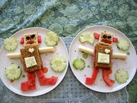 Fabulous Kid Food Ideas!!