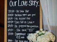 One day -wedding & bridal shower ideas