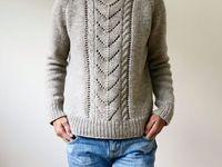 Knitting Patterns Sweaters, Vests, Jackets