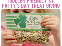 Frosted Lucky Charms!