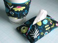 DIY - tissue holders