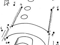 Therapy - OT / dot-to-dot on Pinterest   Dots, Printables and Rockets