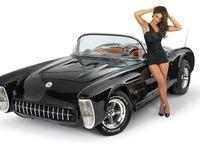 Car & Lady