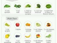 healthy food I deas