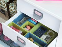 Great ideas for a more organized home! :-)