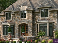 Images About Stone Veneer Houses On Pinterest Cast Stone Stone