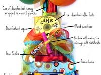 Candybar gifts