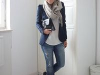 Navy Blue Outfit Ideas