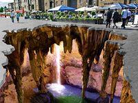 Street Art & Trompe L'Oeil