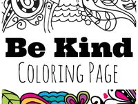 coloring pages acts of kindness - 1000 images about kindness week on pinterest all quotes coloring pages and kindness quotes