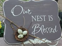 ~ Feather Your Nest Love ~
