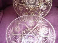 Crystal - Glass - Early American Prescut