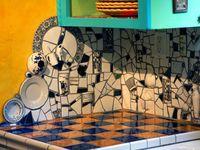 Shattered Dreams - Mosaics